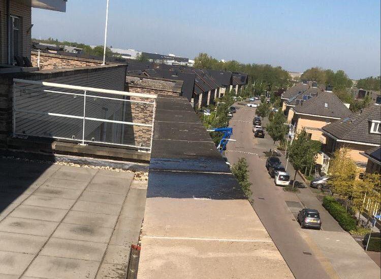 schoonmaken van een VVE gebouw